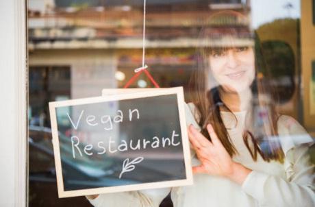 Cerco socio per aprire un ristorante vegano