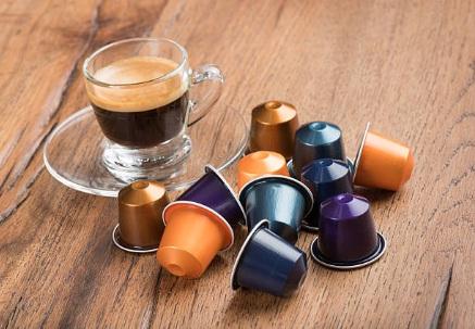 Macchine per caffè d'orzo in capsule